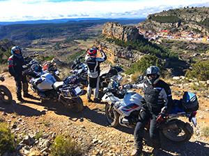 Tres Reinos - Escuela Moto Trail - Viajes Moto Trail - Enduro