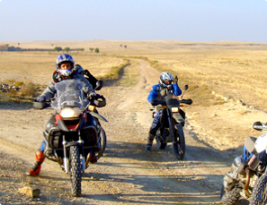 Ruta del Cid - Escuela Moto Trail - Viajes Moto Trail - Enduro