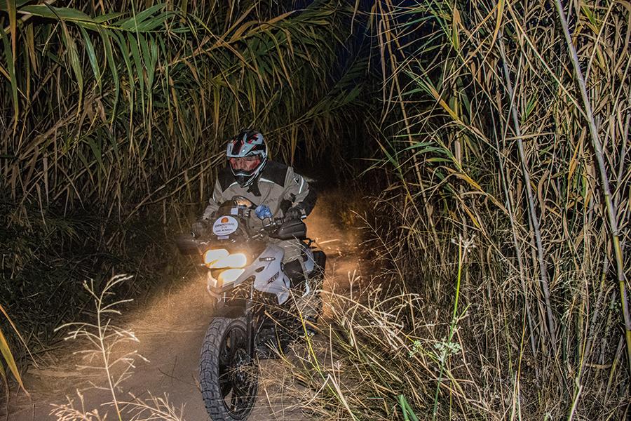 Curso moto trail personalizado One to One