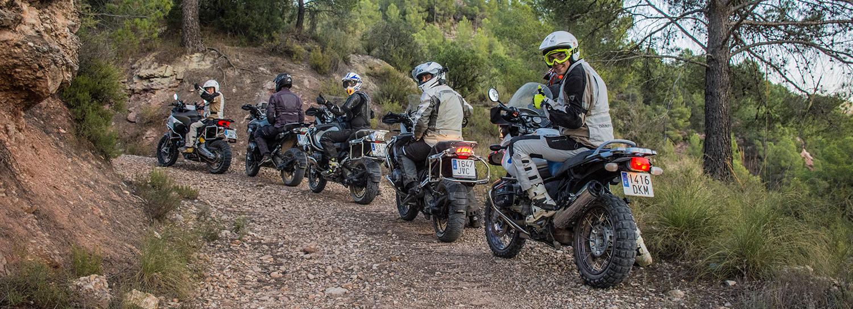 curso moto trail avanzado