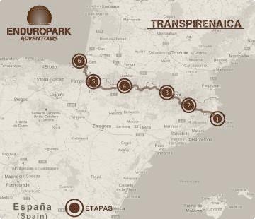 Transpirenaica - Escuela Moto Trail - Viajes Moto Trail - Enduro