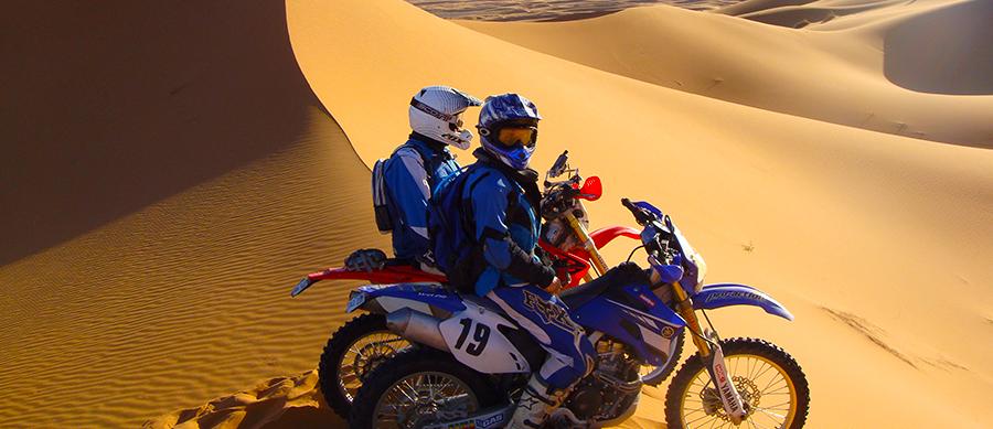 Marruecos Viaje Moto - Escuela Moto Trail - Viajes Moto Trail - Enduro