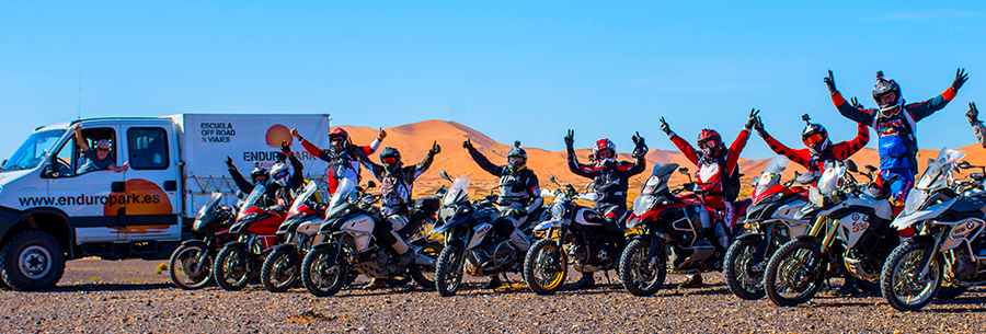Viaje Moto Trail Marruecos - Viaje Moto Trail - Enduro